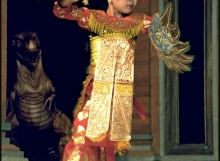Dancer at Wisata - Ubud, Bali