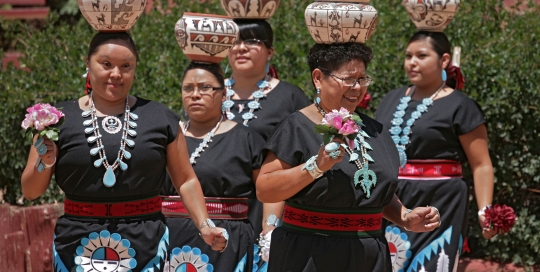 Ceremonial Gallop