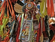Fancy Dancer, Gallop Powwow