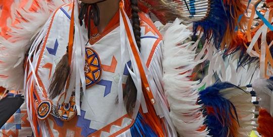 Fancy Dancer, Six Nations Powwow