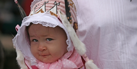 First Place for Regalia - Indian Market, Santa-Fe