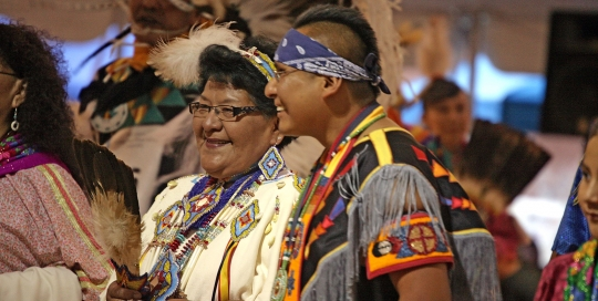 Grand Entry Gallop