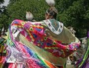 Grand Entry Shawl Dancer