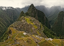 Machu Picchu and Guard House 2