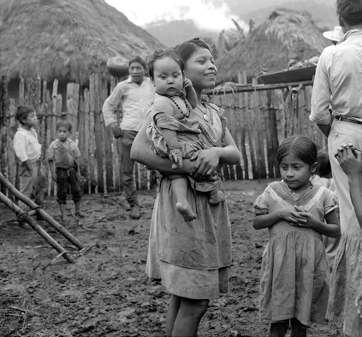 Mom and Baby Yashakintala Chiapas