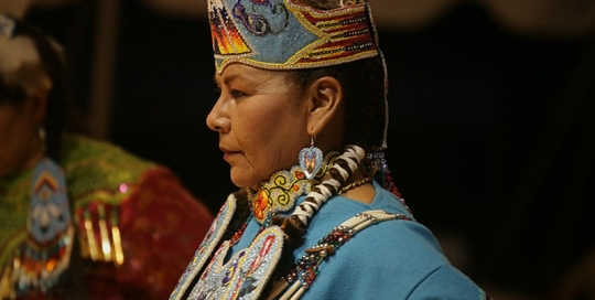 Shawel Dancer