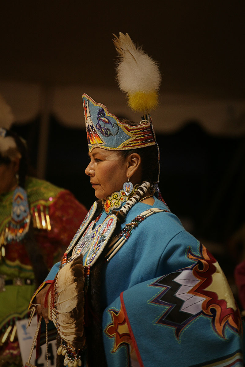 Shawel Dancer - Gallop, New Mexico