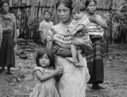 Tzeltal Mom and Children