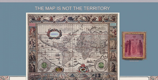 The Map in Not the Territory
