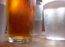 Ice Tea at Bar Tano