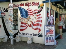 Gift Shop Route 66
