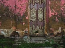 Palace Door in Ubud