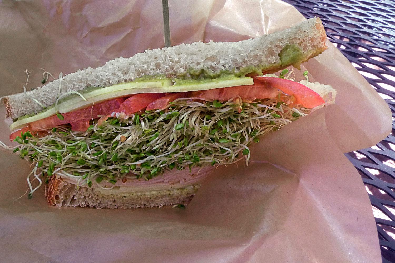 Sedona, AZ Deli Sandwich