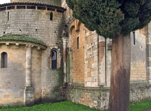 Abbey of Sant ' Antimo, Montalcino