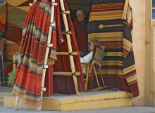 Buying a Rug in Santa Fe