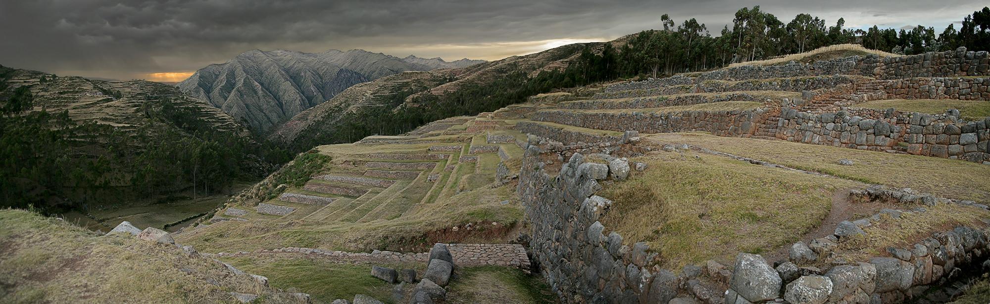 Chinchero Terraces