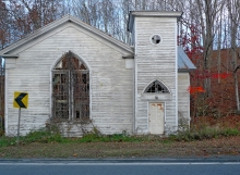 Church at the End of the Road