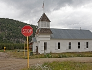 Church in Tin Cup