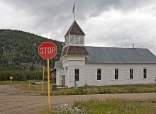 Church in Tin Cup