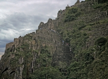 Climbing the Holy Mountain, Pachu Bicchu