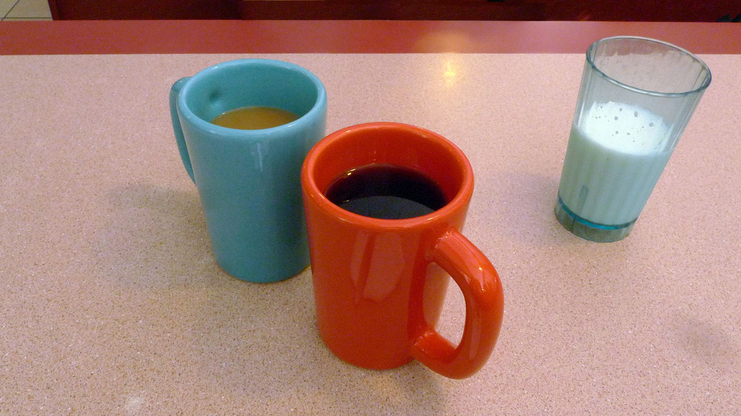 Coffee at Earl's, Gallup NM
