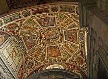 Duomo Ceiling, Voltera