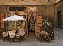 Groceries in Arezzo