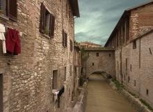 River That Runs Through Gubbio