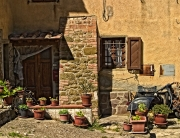 Home in Chianti