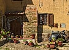 Home in Chianti