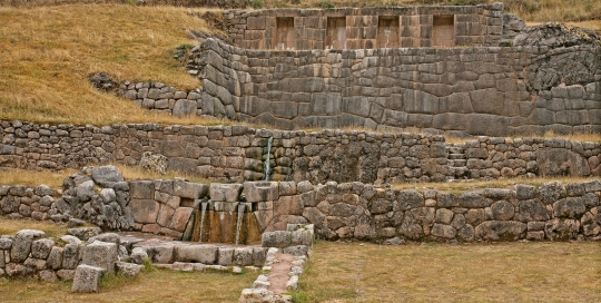Inca Baths, Tambomachay