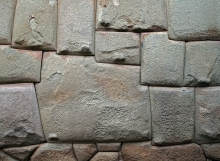 Inca Stone Wall in Cusco