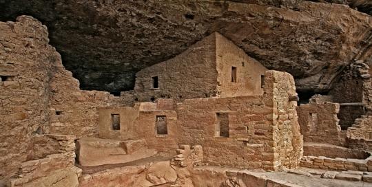 Kiva at Mesa Verde