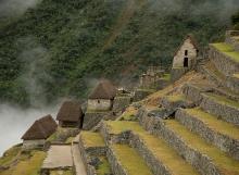 Machu Picchu 15 Minutes Later