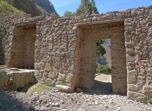 Ollantaytambo Gate
