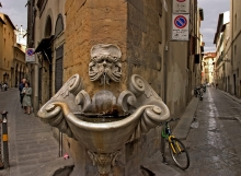 Piazza de Frescolbaldi, Florence