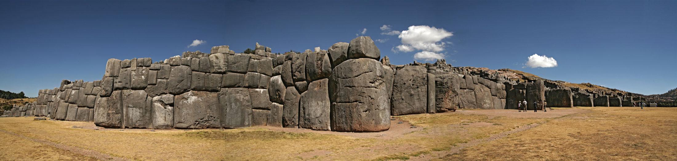 Sacsayhuaman, Sacred Valley