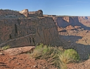 Shafer Road in Canyonlands