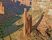 Spider Rock, Canyon DeChelly