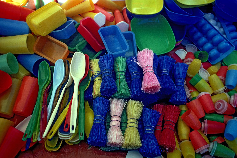 Plastic Stuff Zachila Market